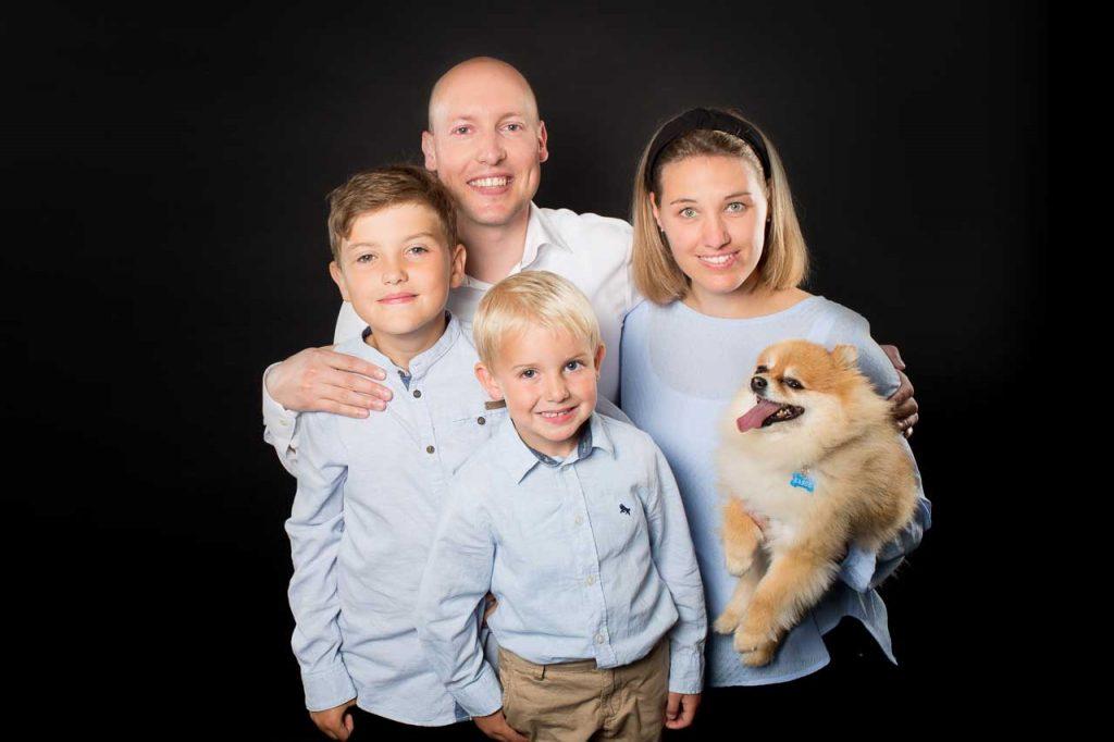 Gruppebillede eller familiebillede i Aarhus | Familiefotograf i ...