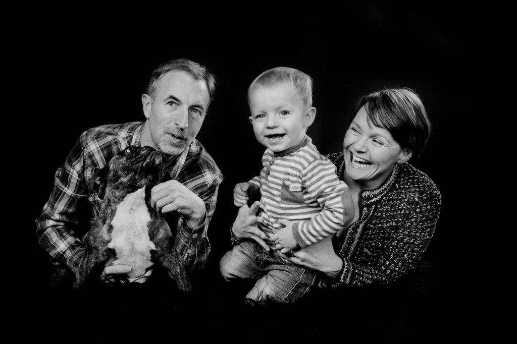 Familiefoto, Børnefoto,