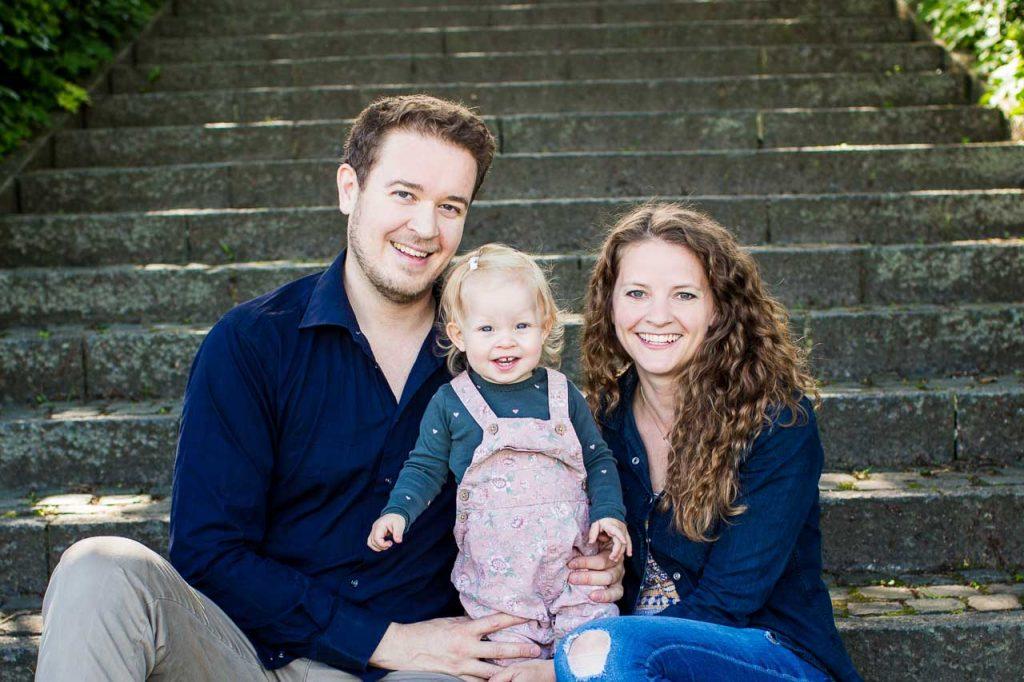 Fotografering af jeres familie eller en gruppe