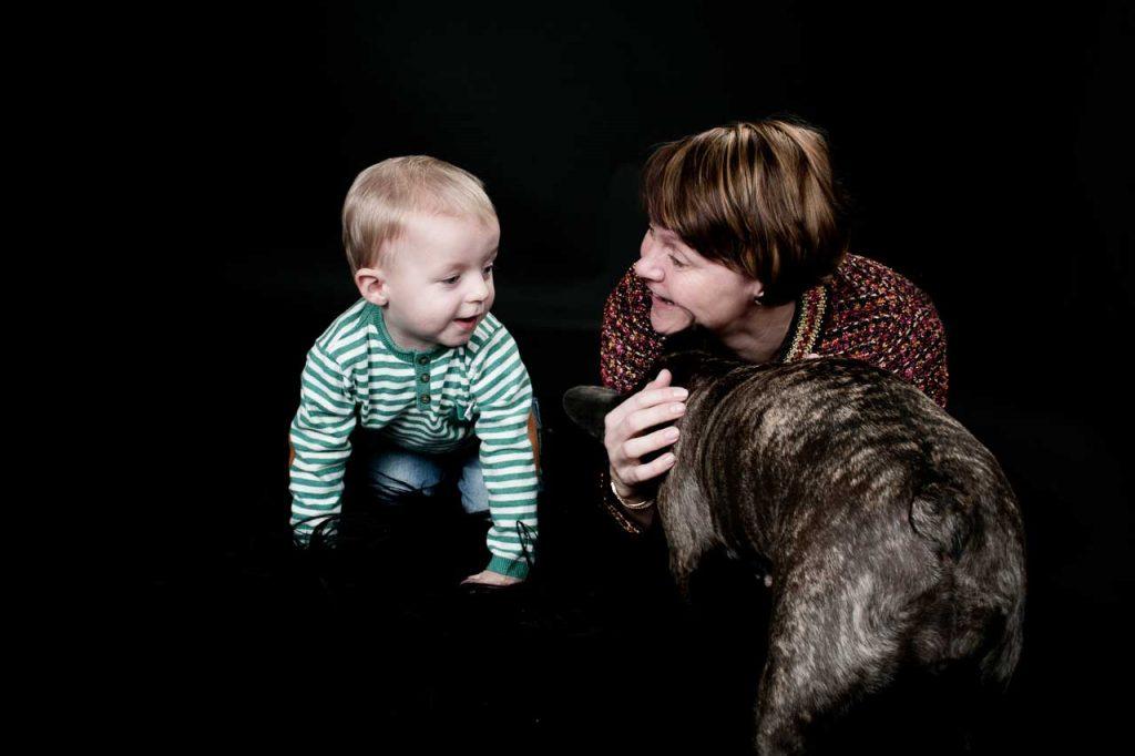 Familie og gruppefoto Aarhus