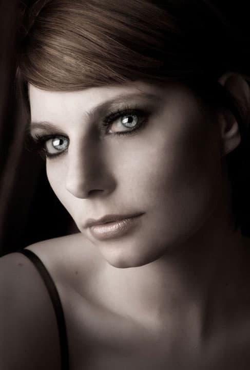 guide til portrætfotografering