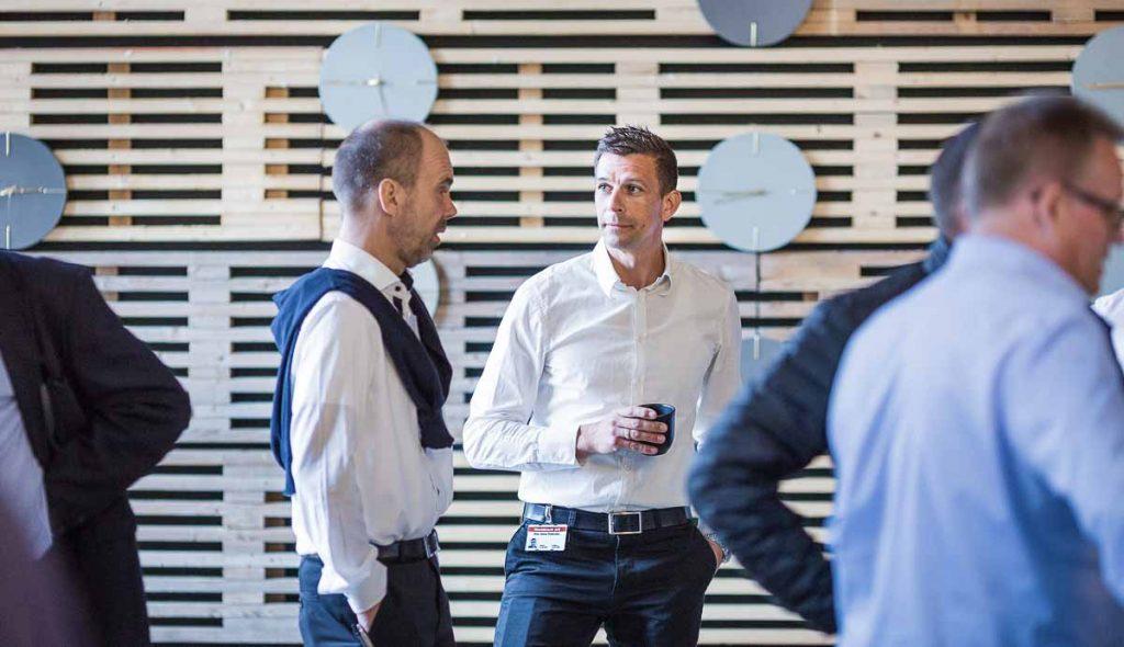 Konference fotograf i Aarhus og Østjylland