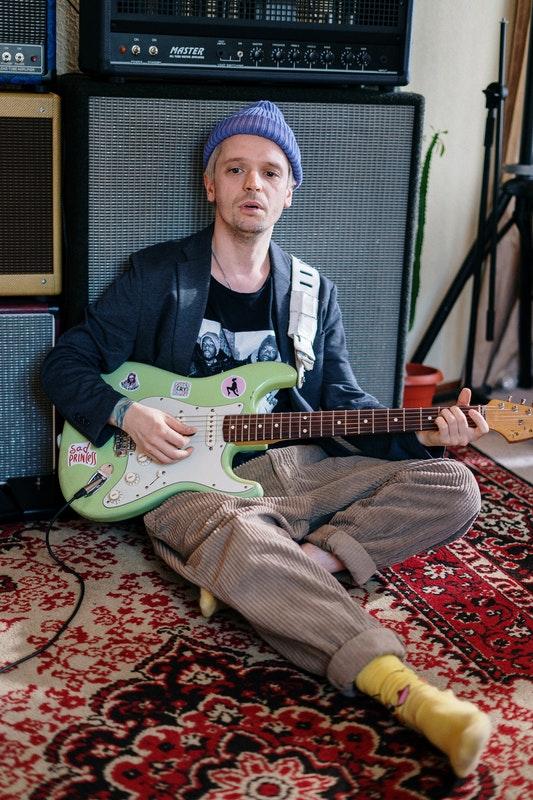 Guitarist Aarhus